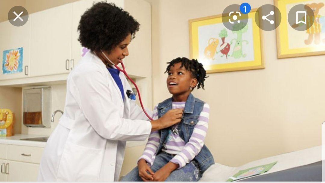 Doctor patient responsibility Disney junior, Primary