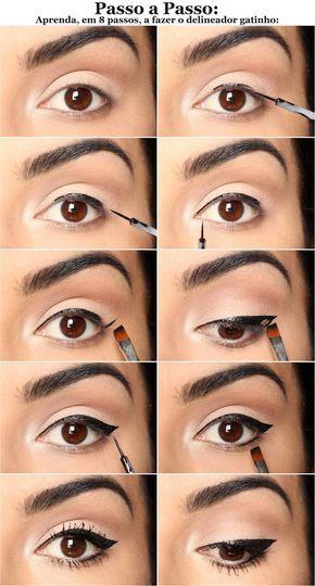 Maquillaje para ojos marrones: 22 tutoriales imperdibles