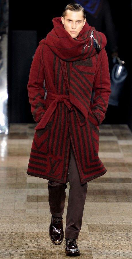 Louis Vuitton Fall Winter 2012 Menswear. gomoneyways20