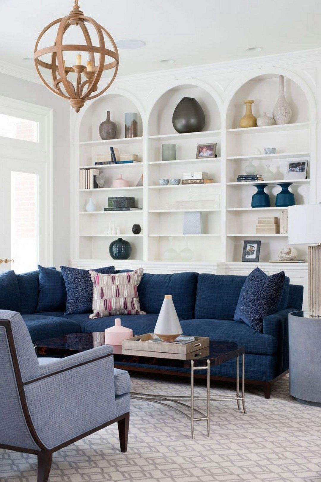 family friendly living room interior ideas also best and media casual comfort images future house rh pinterest