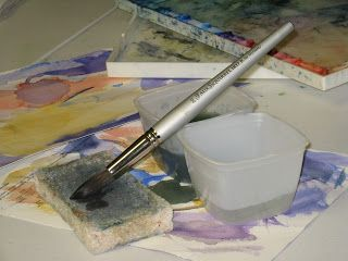 How To Take Care Of Your Watercolor Brushes So They Ll Last A Long