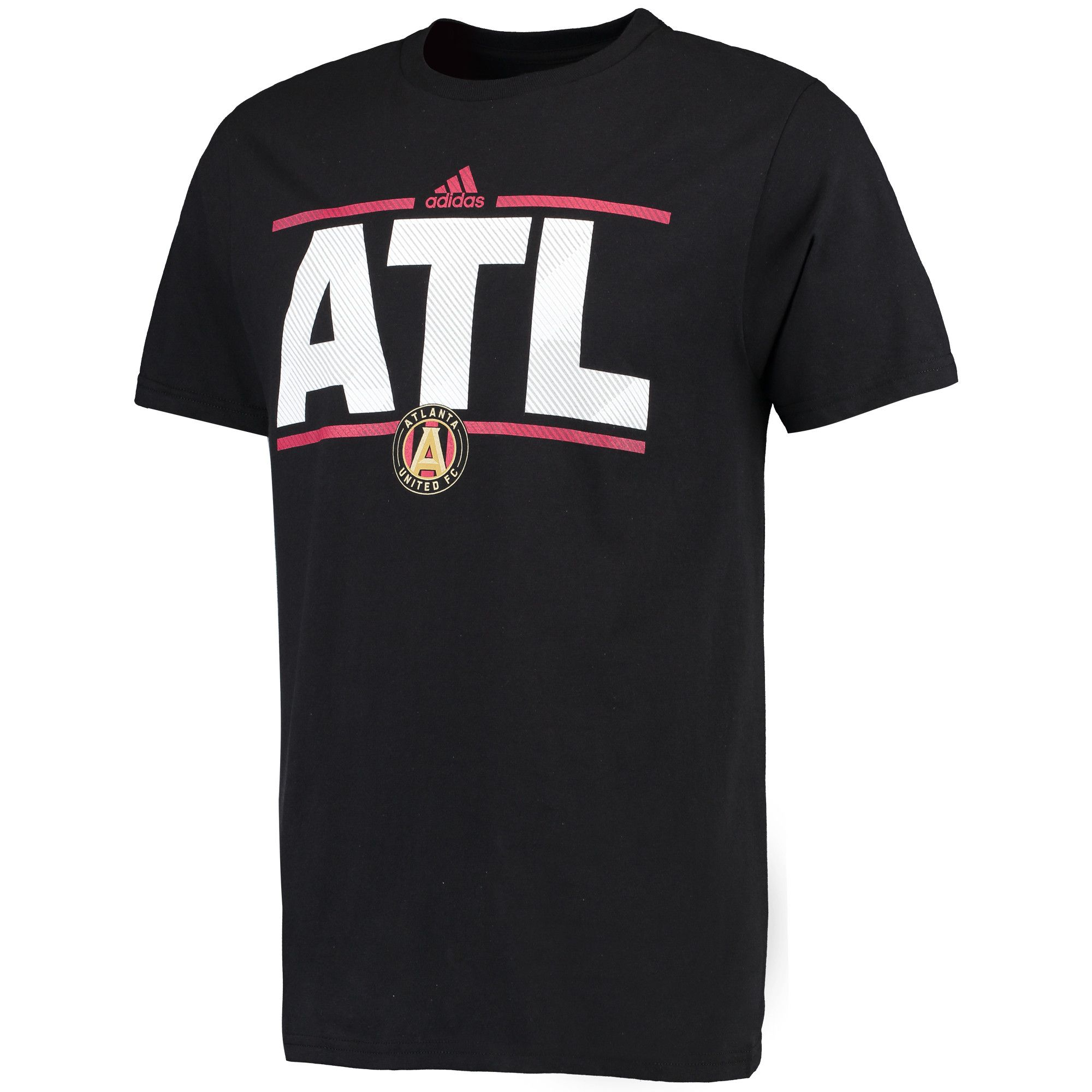 MLS Atlanta United FC adidas City Nickname Go-To T-Shirt - Black
