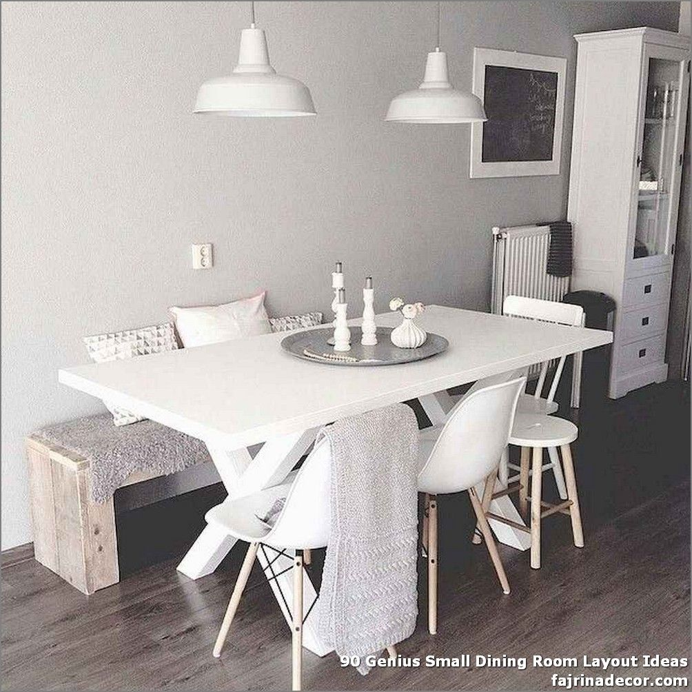 90 Genius Small Dining Room Layout Ideas Many Individuals