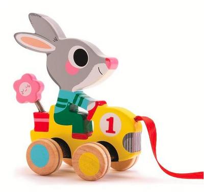 arrastre de Djeco / Djeco's pull along juguetes / toys