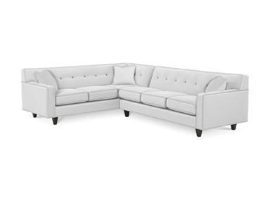 Shop for Rowe Dorset Sectional K520-Sect and other Living Room Sectionals at  sc 1 st  Pinterest : rowe sectionals - Sectionals, Sofas & Couches