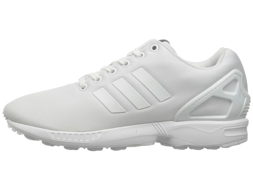 adidas Originals Men's ZX Flux Fashion Sneaker, WhiteWhite