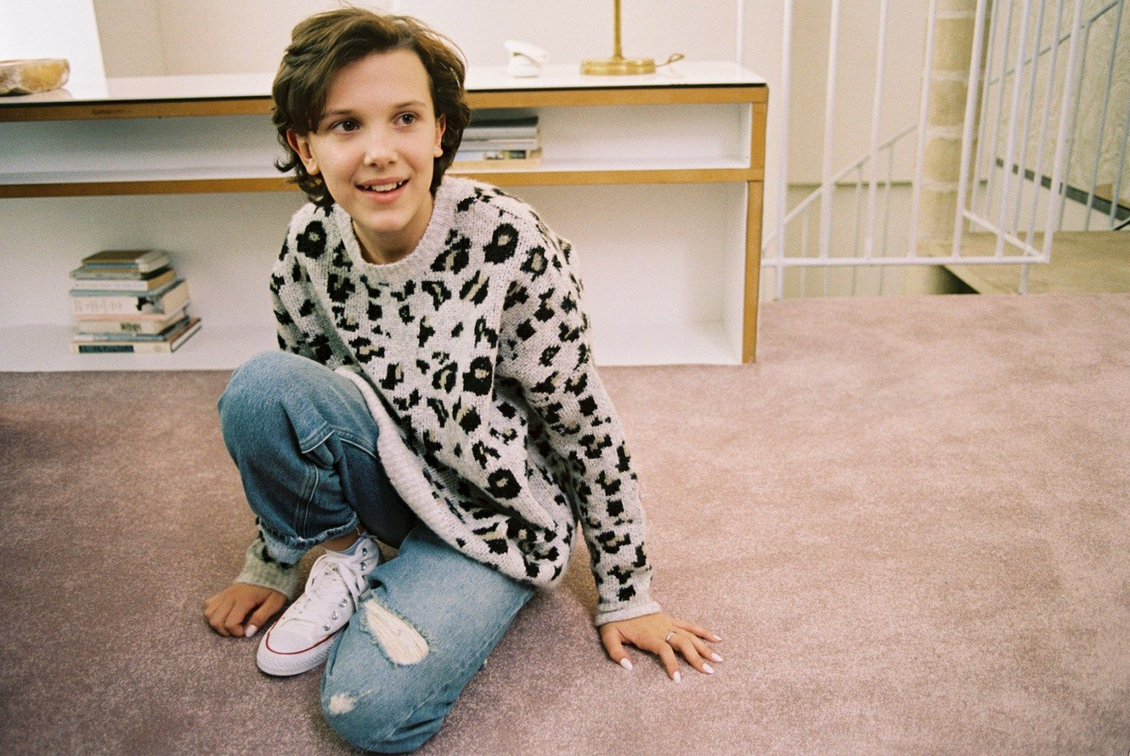 Watch Millie Bobby Brown Star as Converse's New Leading Lady