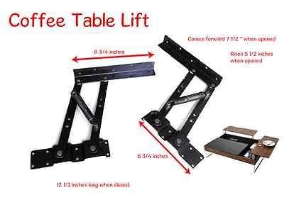 Lift Up Top Coffee Table Mechanism Diy Hardware Fitting Furniture Hinge Spring Furniture Hinges Coffee Table Lift Top Coffee Table