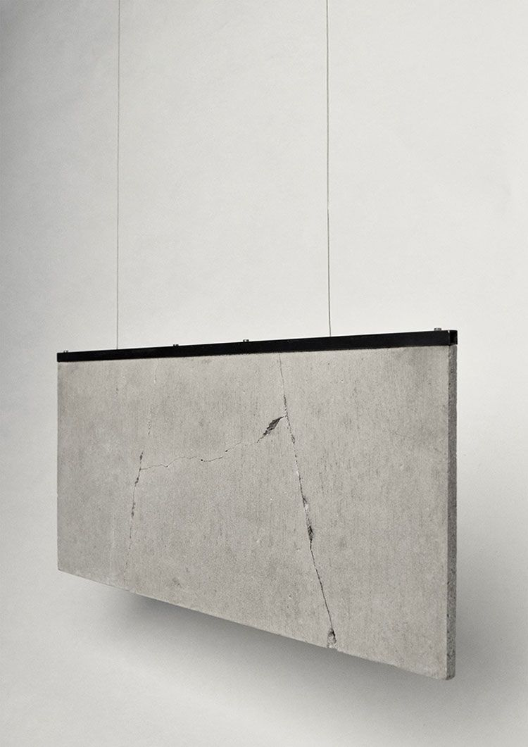 Ilke Matthys -De Zutter Pendant: Untitled, 2016 Acrylic resin ...