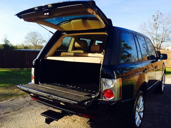 ** LOADED 2006 Land Rover Range Rover HSE -