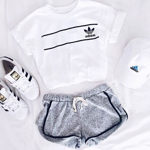 adidas chicas ropa