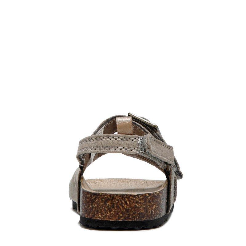 26736c365 Oshkosh B gosh Kids  Bruno 3 Footbed Sandal Toddler Preschool Shoes (Tan)