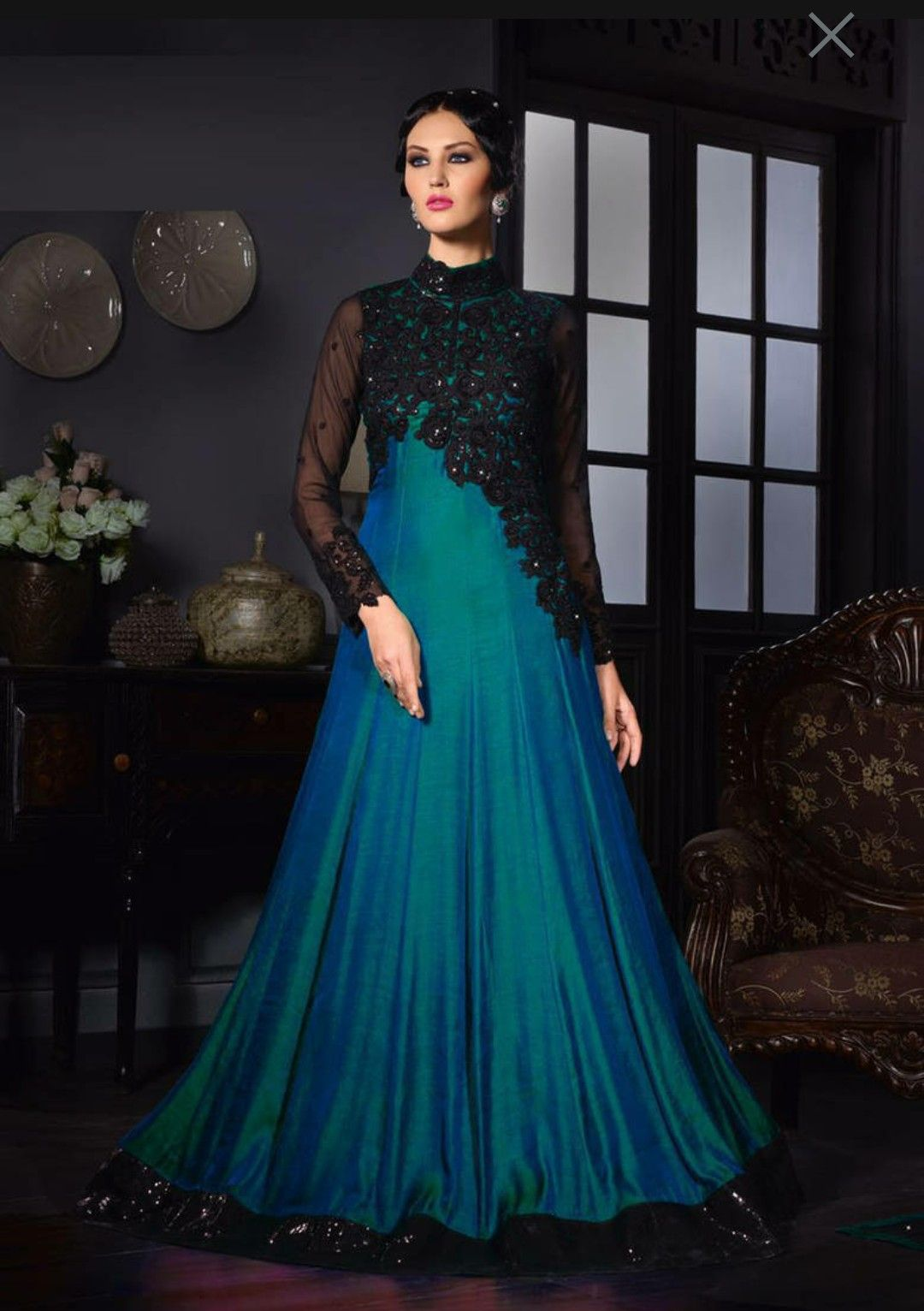 www.mirraw.com | harika15 | Pinterest | Indian fashion, Gowns and ...