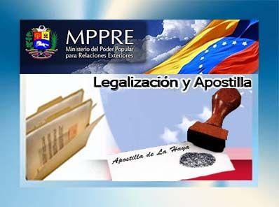Realizamos Legalización Y Apostilla De Toda Clase De Documentos