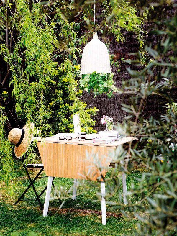 Luces para ambientes de exterior jardines luces y terrazas for Luces exterior ikea