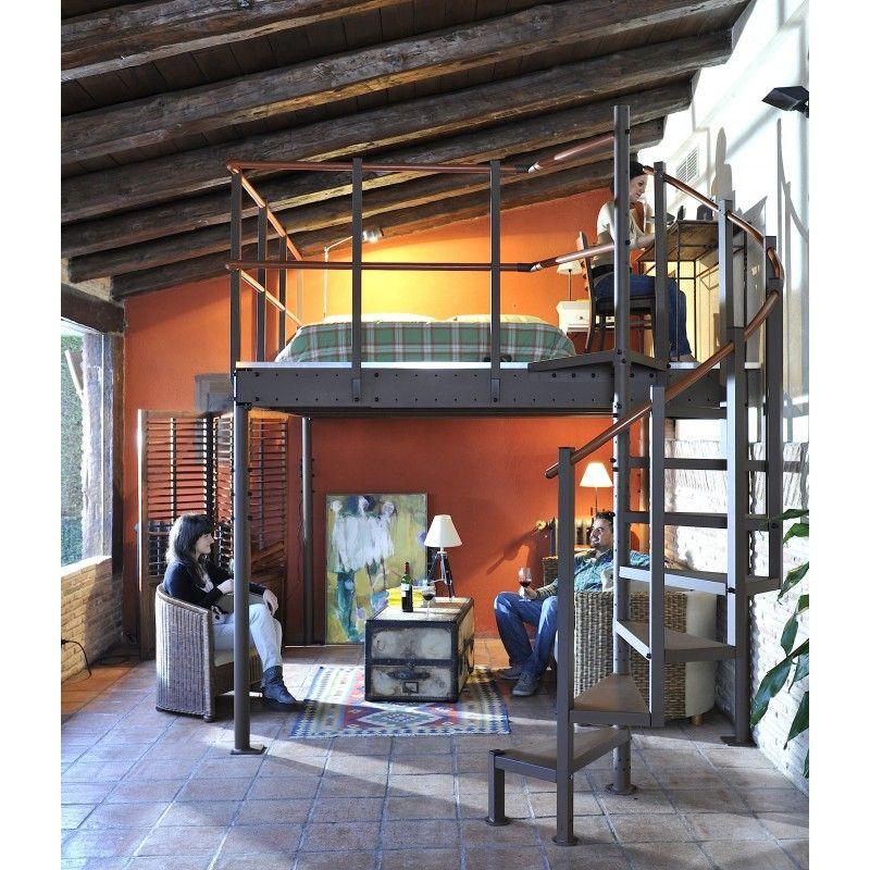 TM 15 Mezzanine Mezzanine loft, Loft design, Industrial