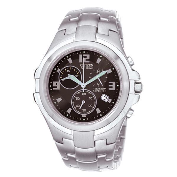 Citizen Chronograph Nr. AT1100-55F. Machen Sie ein unvergessliches Geschenk und schenken Sie diese Uhr mit einer persönlichen Gravur.
