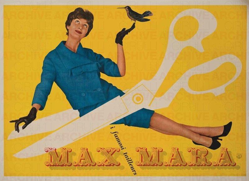 Max Mara, i famosi tailleurs - 1958 - (Erberto Carboni) -