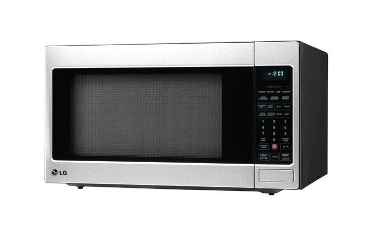 2 0 Cu Ft Countertop Microwave Oven With Easyclean Countertop