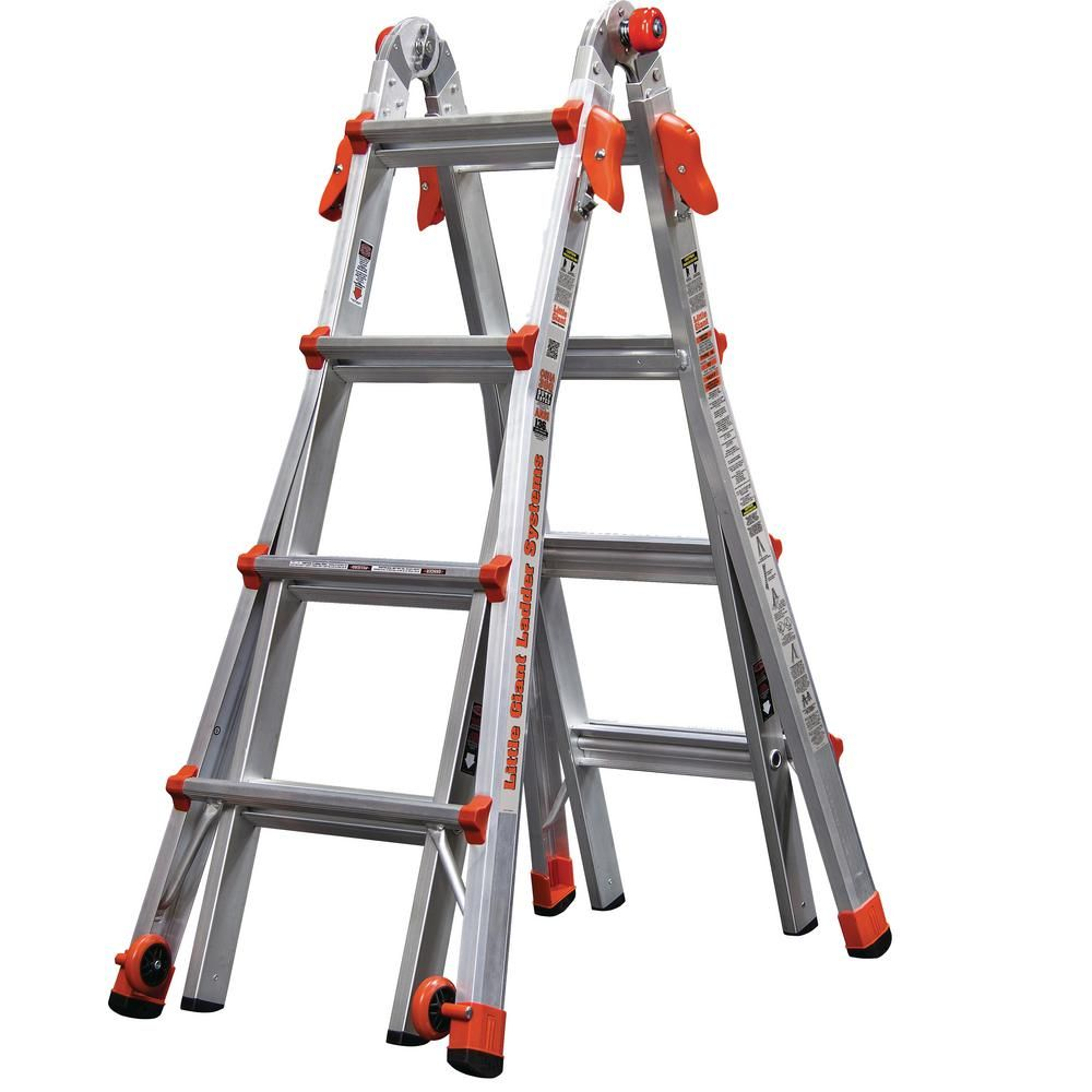 Save On Ladders Best Ladder Little Giants Aluminium Ladder