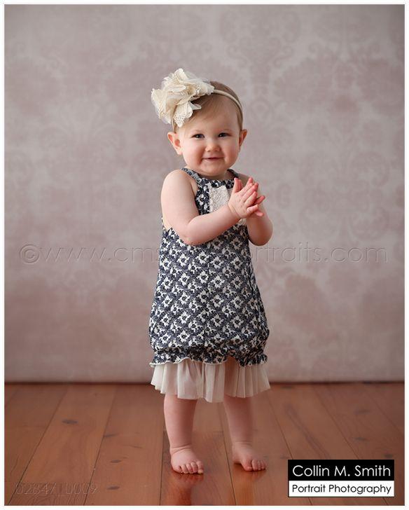 cute dress and headband