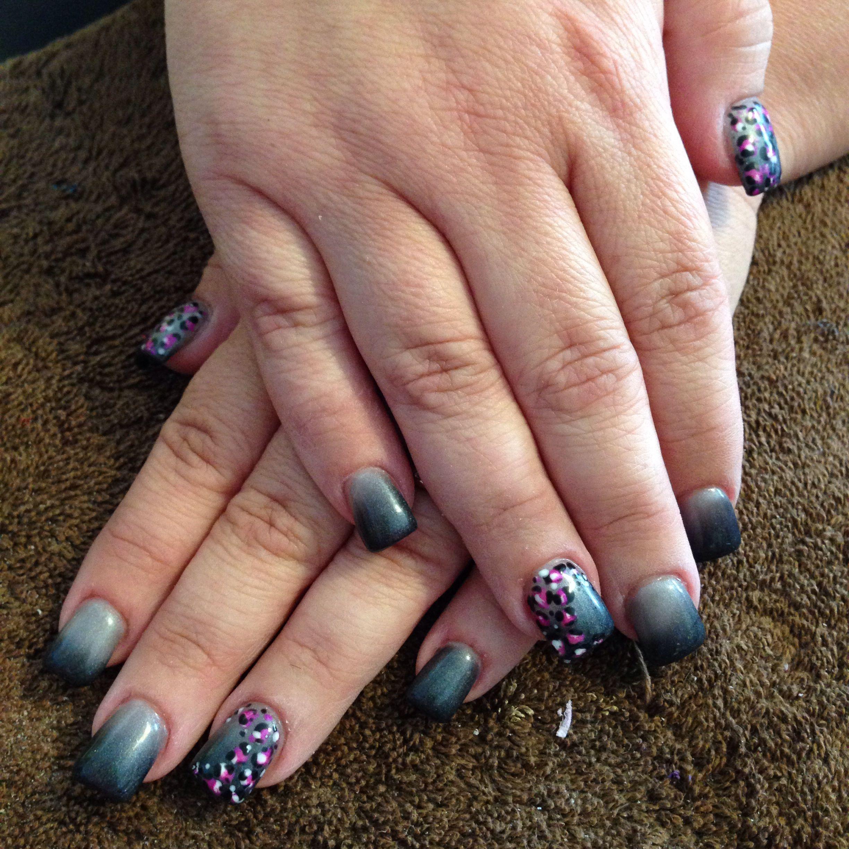 Acrylic nail design | Sara\'s nail designs | Pinterest