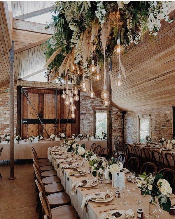 Barn Wedding Ideas On A Budget Decor In 2020 Country Barn Weddings Barn Wedding Decorations Barn Wedding Reception