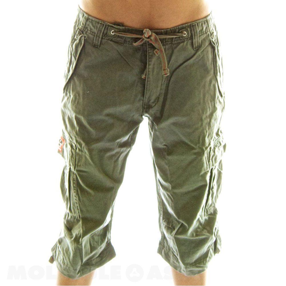 e84c35d635 Molecule Panama Parachute Pants - Women's Longer Shorts - Cargo Shorts |  Molecule.asia
