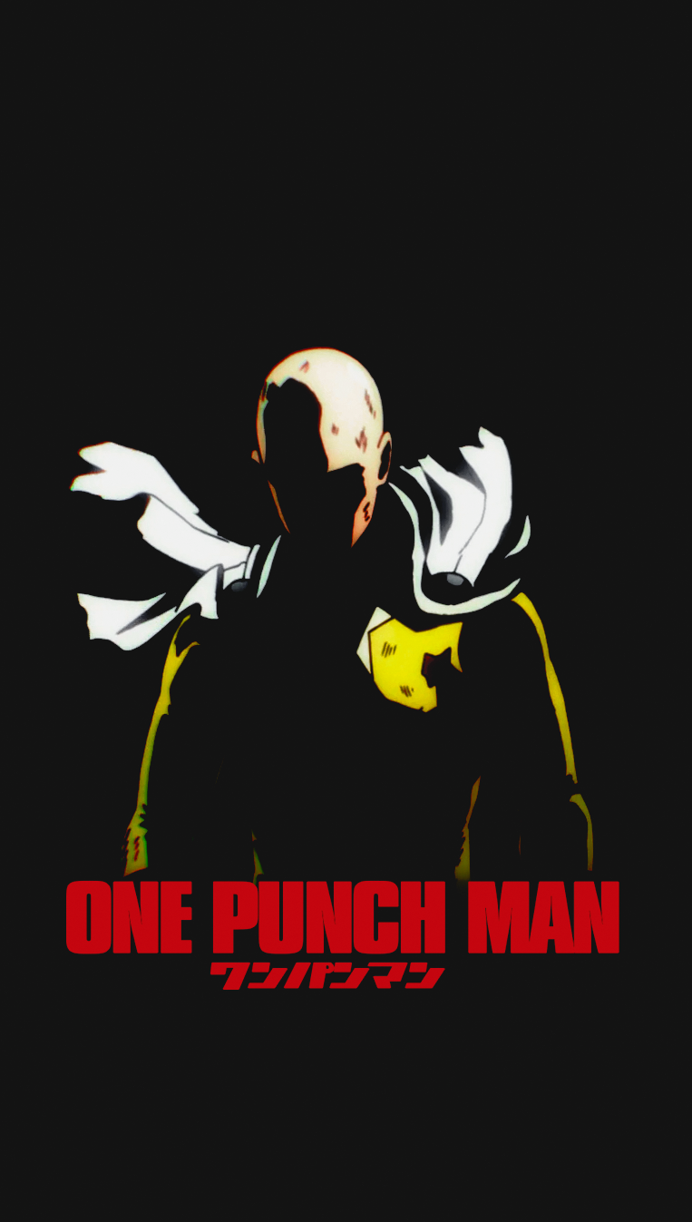 Wallpaper Phone Opm Album On Imgur One Punch Man Poster One
