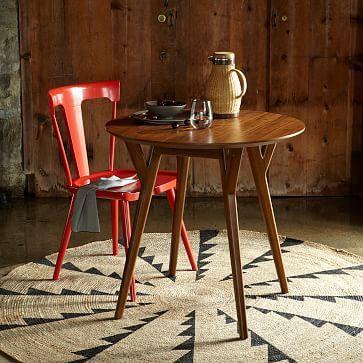 Mid Century Bistro Table Westelm 399
