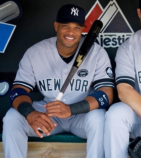 Robinson Canó, professional baseball second baseman for the Seattle Mariners of Major League Baseball. Canó is a six-time All-Star and five-time Silver Slugger Award winner. Born in San Pedro de Macorís, Dominican Republic