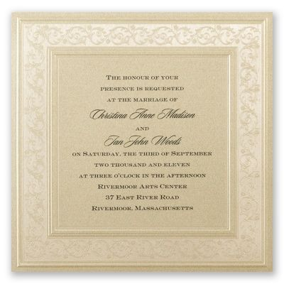 brilliant wedding invitation bed bath beyond wedding invitations accessories - Bed Bath And Beyond Wedding Invitations