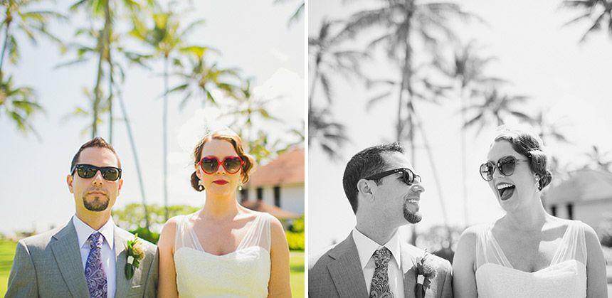 kauai wedding photographers at plantation gardens