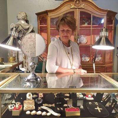 Jewelry Show @ Palladio Antiques April 28th-30th 10am-5pm each day! - Palladio