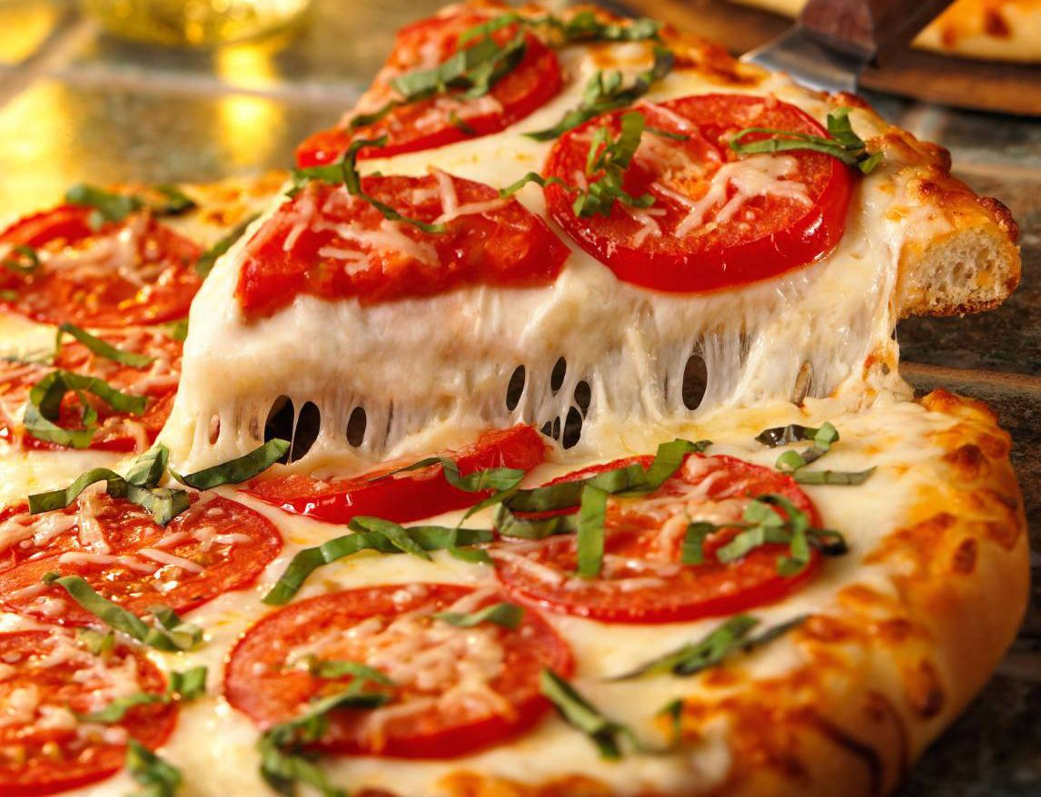 People in Florida ate pizza for hundreds of years before Double Margherita and King Umberto I