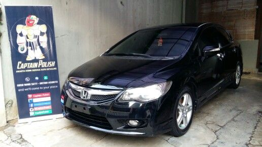 Honda Civic 20 2009