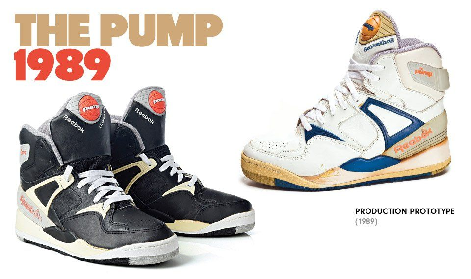 1cb79960942 PUMP UP AND AIR OUT! THE HISTORY OF REEBOK PUMP - Sneaker Freaker ...