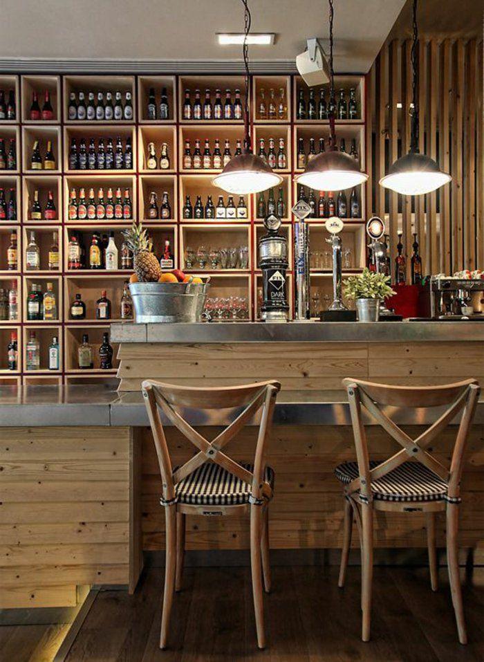 les chaises bistrot une classique pour l 39 int rieur chaise bistrot chaises de. Black Bedroom Furniture Sets. Home Design Ideas
