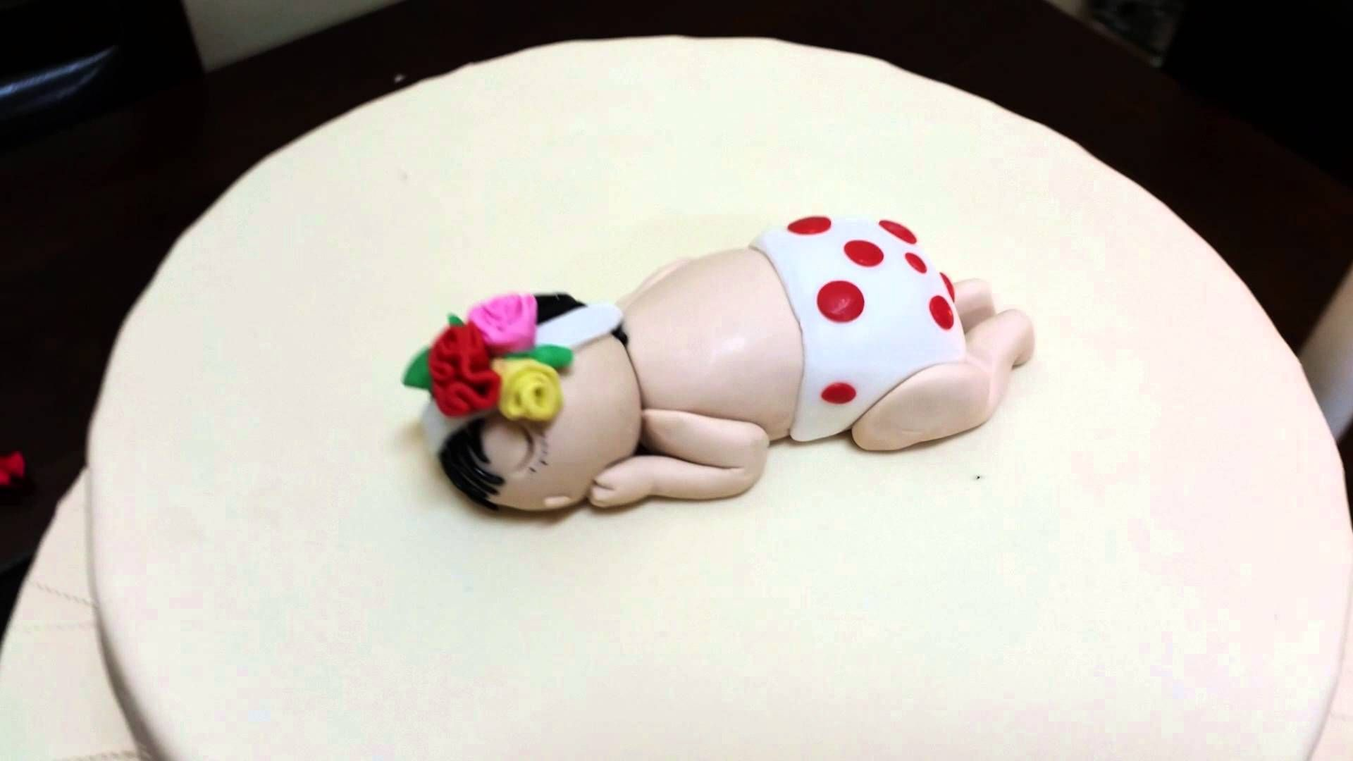 كيكة مولود جديد New Born Baby Cake Desserts Cake Food