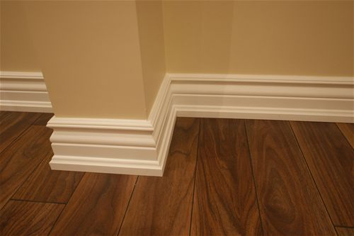 Help diy home improvement problem baseboard not right Baseboard height