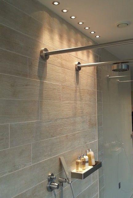 Fairy Grotto Bathroom Lighting Inspiration Shower