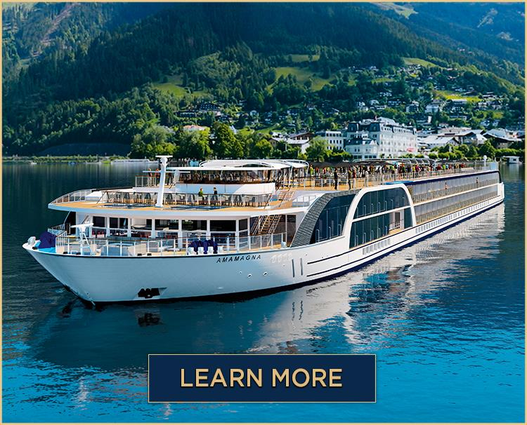Danube cruise for me. AmaVerde Deck Plans, Highlights