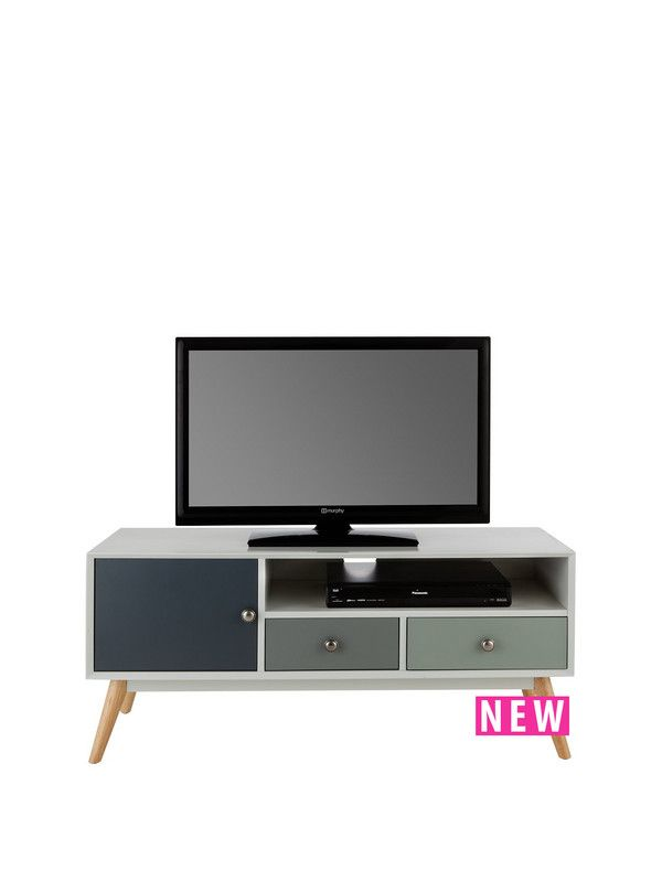 Retro Tv Units Uk Part - 25: Bespoke Retro TV Unit - Fits Up To 47 Inch TV In Home, Furniture U0026 DIY,  Furniture, TV U0026 Entertainment Stands