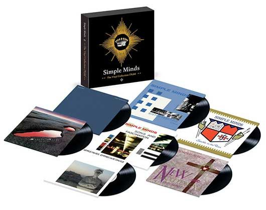 Competitions Your Chance To Win Big Music Prizes Udiscover Music Simple Minds Vinyl Boxset