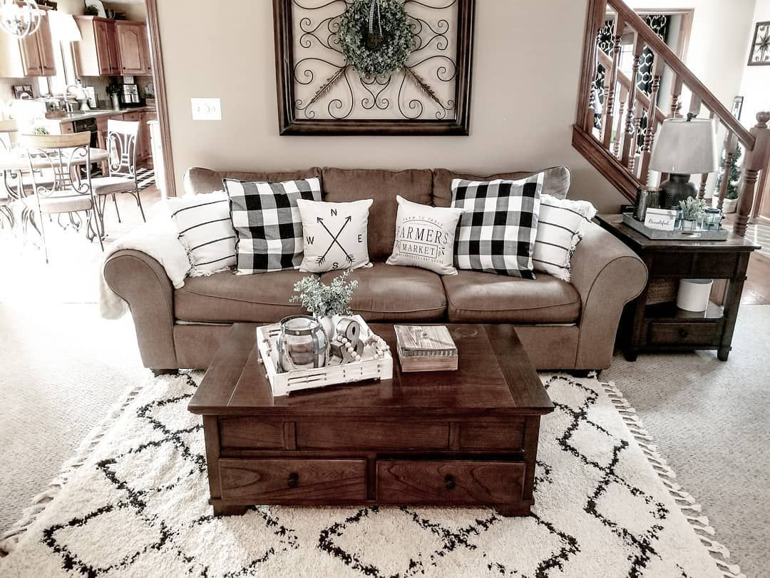 19 Clever Boho Living Room Flooring Diy In 2020 Farm House Living Room Living Room Decor Rustic Tan Couch Living Room