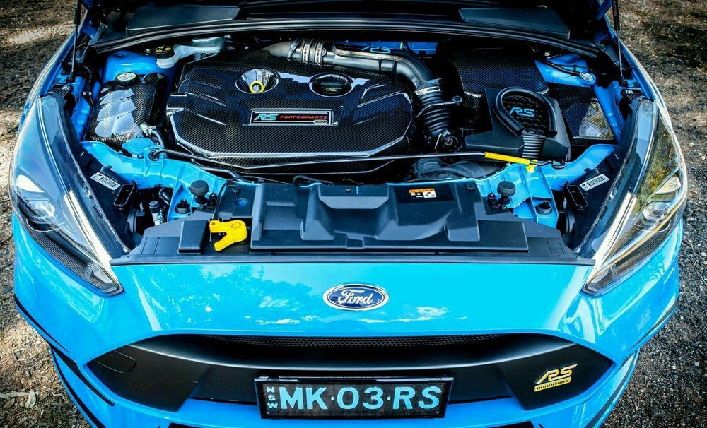 Focus Rs Ford Truck Parts Carbon Fiber Engineering