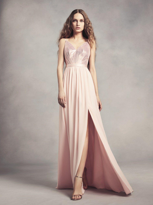 White by Vera Wang Fall 2017 Bridesmaids Collection