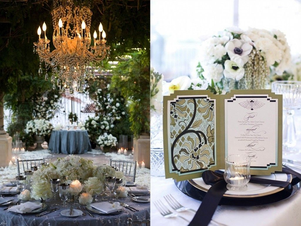 If Planning A Summer Wedding Opt For Fresher Color Palettes That  # Deco En Palettes