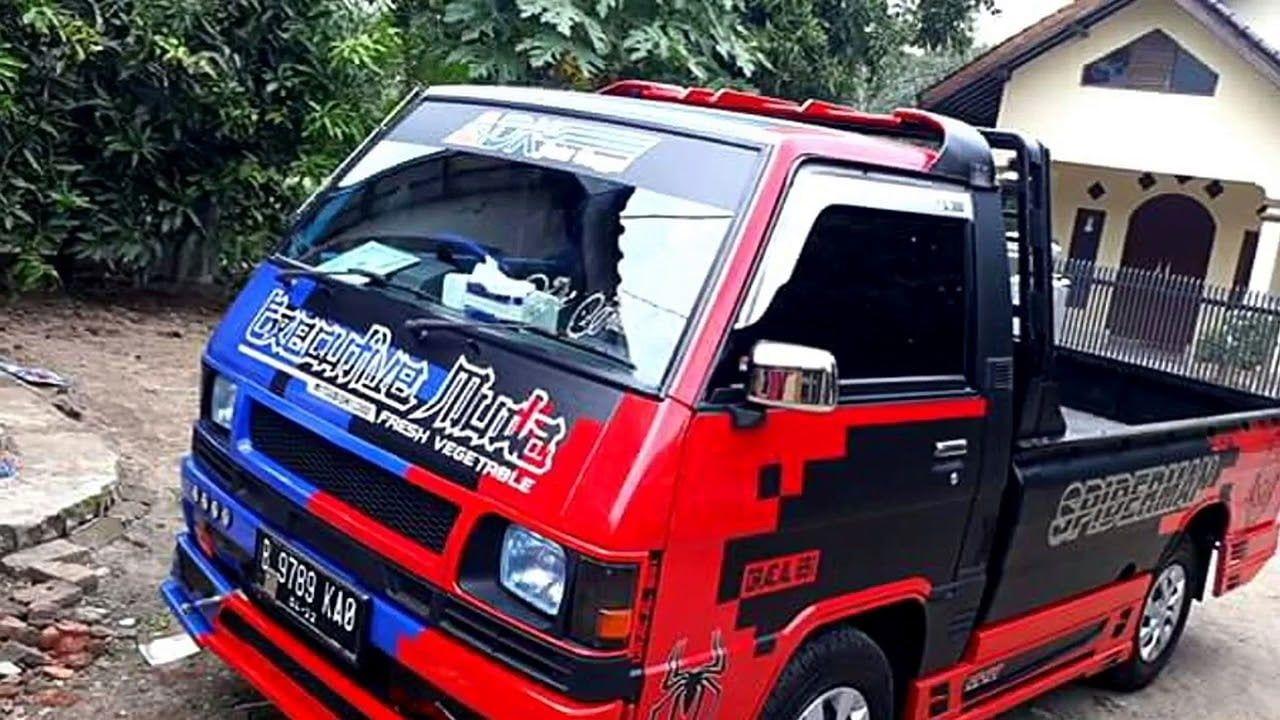 Modifikasi Mobil L300 Pick Up Padang Di 2020 Modifikasi Mobil Mobil Mobil Konsep