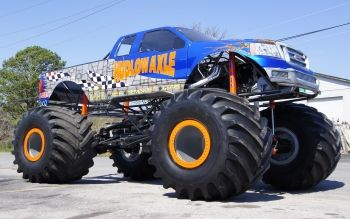 Vehicles Monster Truck Wallpapers And Backgrounds With Images